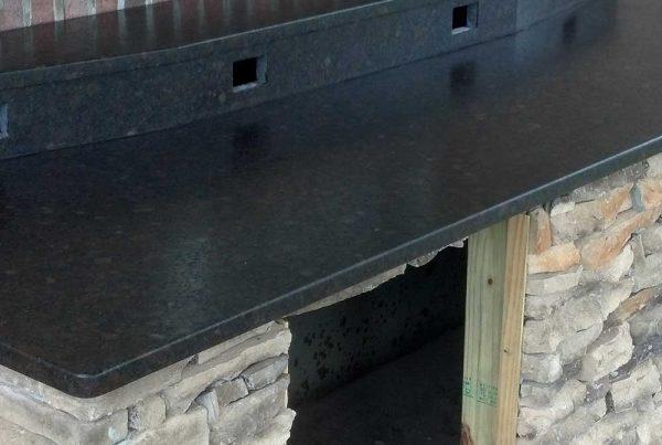 New Cambrian Black Leathered Granite #XJ04 – Roccommunity